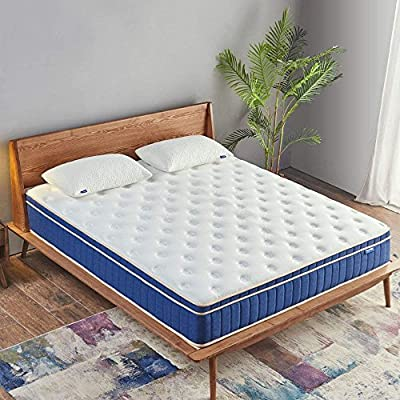 8 inch Hybrid Memory Foam and Pocket Spring Mattress