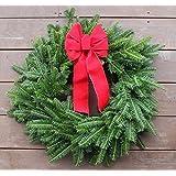 Apple Creek Balsam Fir Christmas Wreath