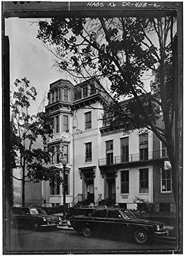 Photo: Orville E. Babcock House,Washington,District of Columbia,DC,HABS,1