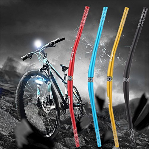 Tmalltide Professional Wake Aluminum Alloy Mountain Bike Bicycle Handlebar 78031.8MM by Tmalltide (Image #5)