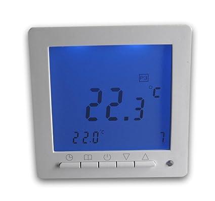 SM-PC 894 - Termostato para calefacción por suelo radiante (máximo 16 A,