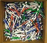 1000 Wholesale Lot Misprint Ink Pens, Ball Point, Plastic, Retractable
