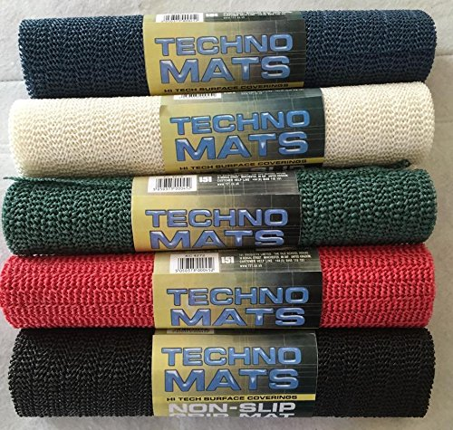 2 x Non Anti Slip Grip Mat Roll 30cm x 150cm Randomly Supply From 5 Colours