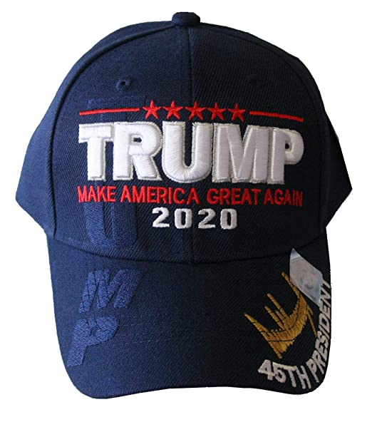 989555e5df7 T-Body Promotions President Trump Election 2020 Baseball Cap Make America  Great Again MAGA (