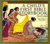 A Child's First Bible Storybook, Sandol Stoddard, 0884862151