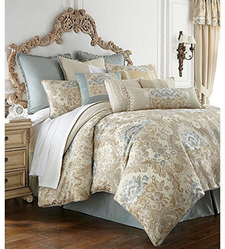 (Waterford Brunswick California King Tailored Bedskirt)