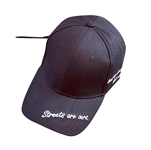 TiTCool Mens Womens Baseball Cap Street Are 0urs Embroidery Fashion Sport  Golf Ball Trucker Hat ( bc78ee4fc7e5