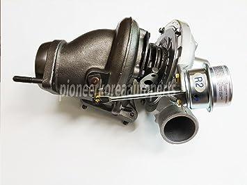 Ssangyong OEM Garrett Turbo cargador de Turbo para Ssangyong Rexton 6620903280: Amazon.es: Coche y moto