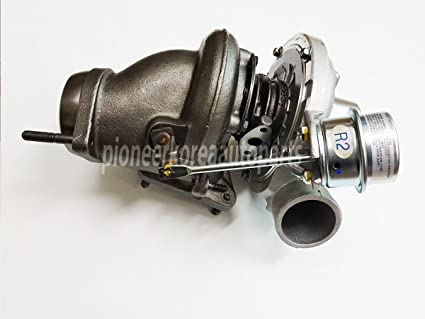 Ssangyong OEM Garrett Turbo Turbo Charger for Ssangyong Rexton 6620903280