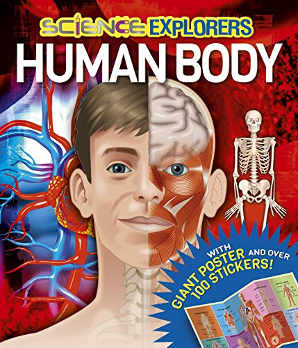 Human Body Explorer - Science Explorers: Human Body Kit