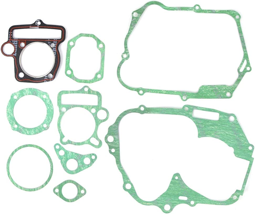 Kit guarnizioni motore per YX 140cc YCF SSR Piranha Pitster IMR Pit Dirt Bike YX140