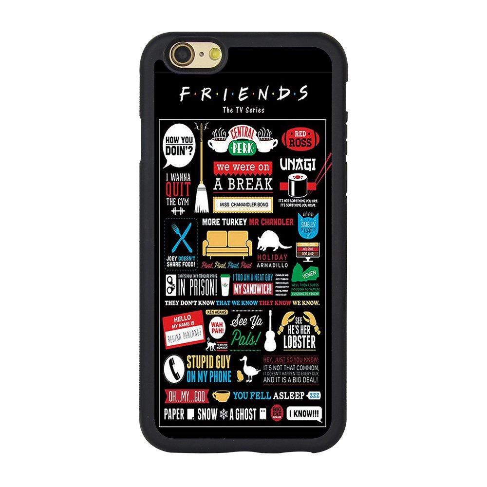 56067716f2 Amazon.com: Friends Tv Show Iphone 6s Case,Friends Tv Show Case for Iphone 6  6s 4.7
