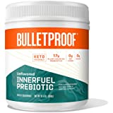 InnerFuel Prebiotic Fiber Powder, Unflavored, 13.4 Oz, Bulletproof Keto Plant-Based Dietary Fiber Supplement for Super-Powere