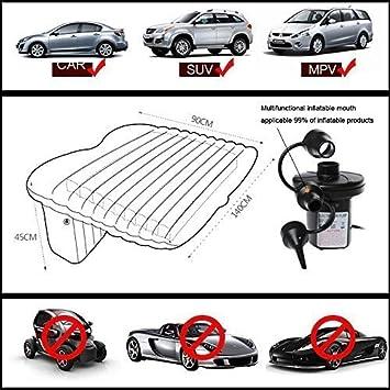 Amazon.com : ASJ Car Travel Inflatable Mattress Inflatable ...