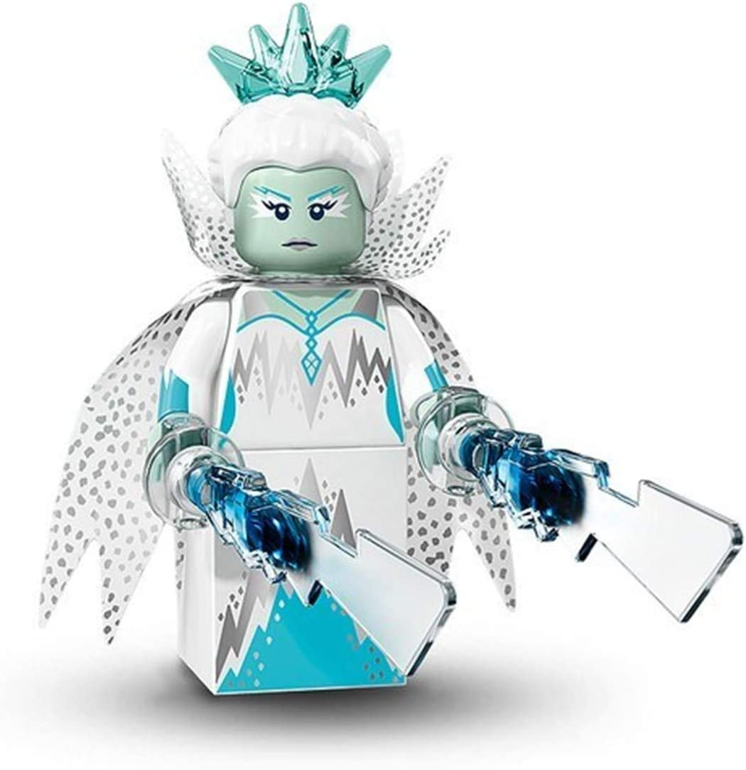 #16 Sealed Pack Queen LEGO Collectible MiniFigure Series 15