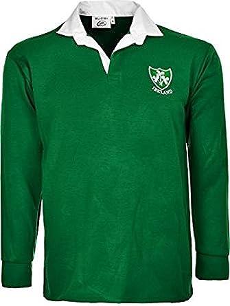 c959bf2cd Ireland Irish Rugby Shirts Full Sleeve Exclusive Babies Kids Childrens:  Amazon.co.uk: Clothing