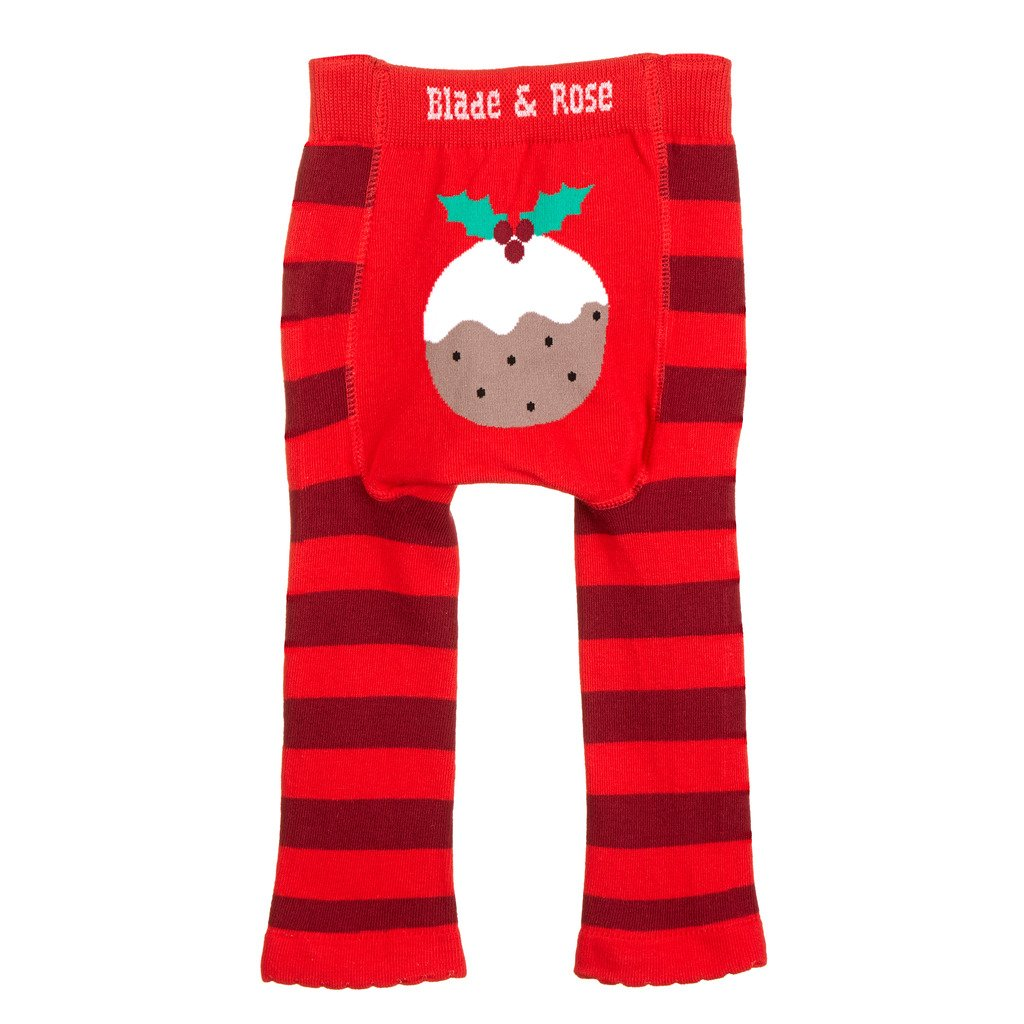 Blade & Rose Christmas Pudding leggings