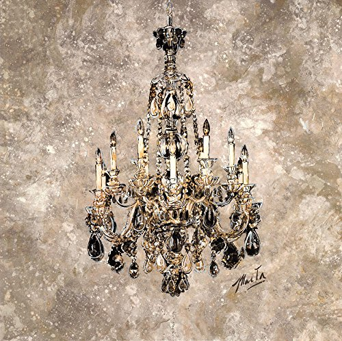 Champagne Chandelier Gottfried Picture inches product image