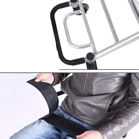 Teng Peng Silla de ruedas, silla de transporte de conducción ...