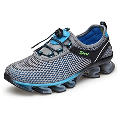 Mesh Water Shoes Breathable Running Shockproof Climbing Shoes Summer
