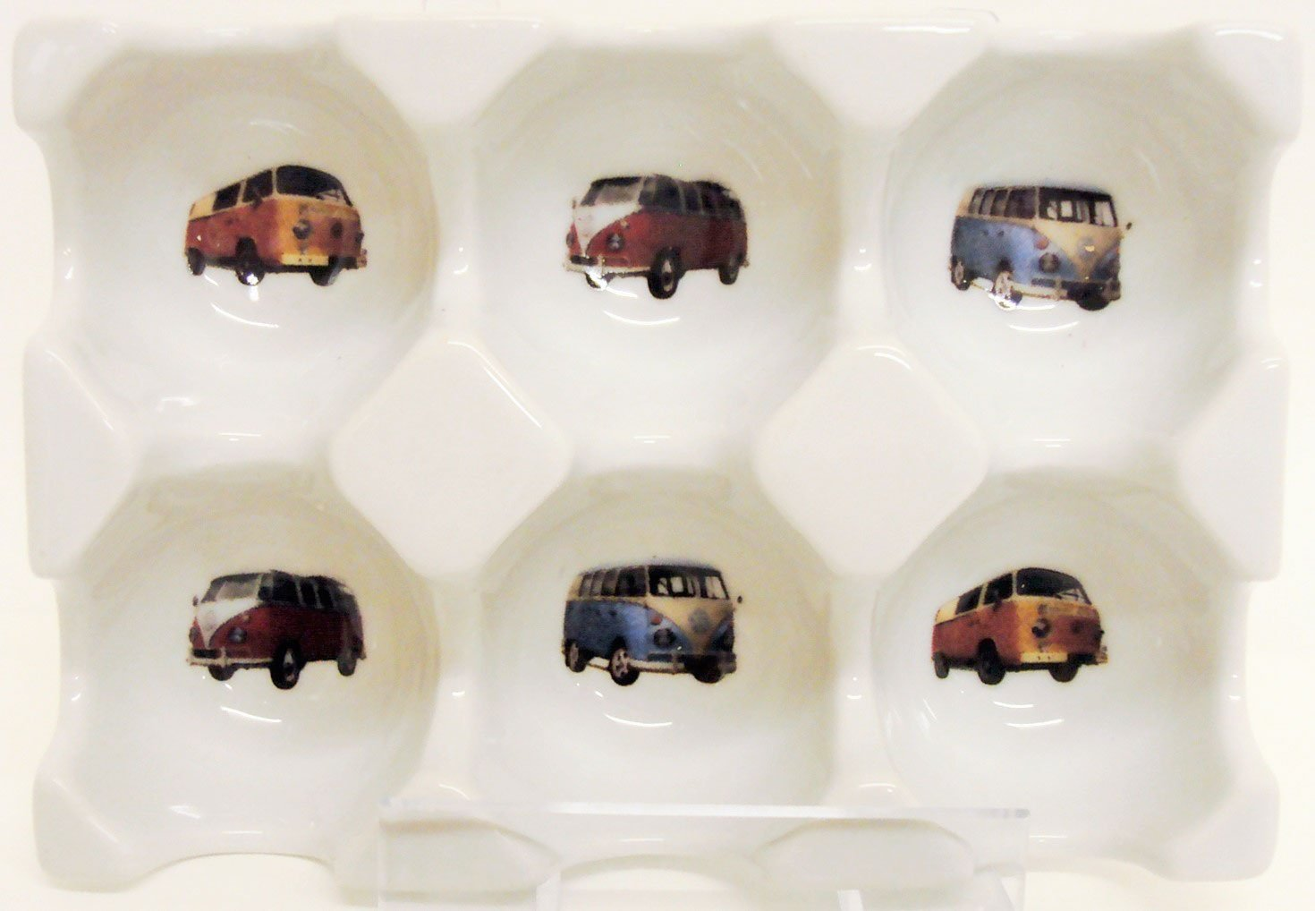 De furgoneta 6 soporte para huevos bandeja de almacenamiento para ...