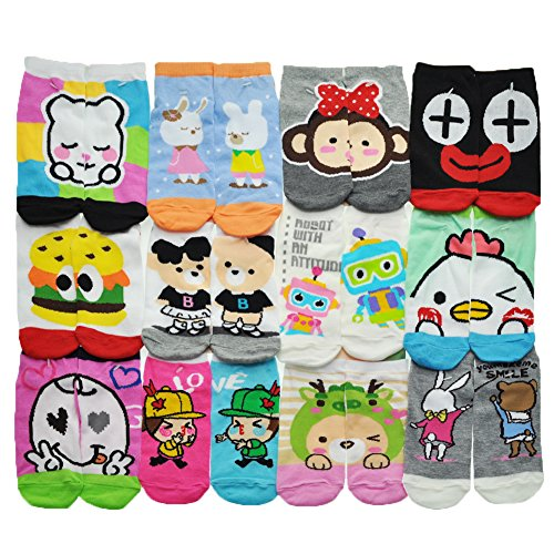 Angelina-Best-Partner-Low-Cut-Socks-Assorted-Designs-12-Pairs-per-Pack