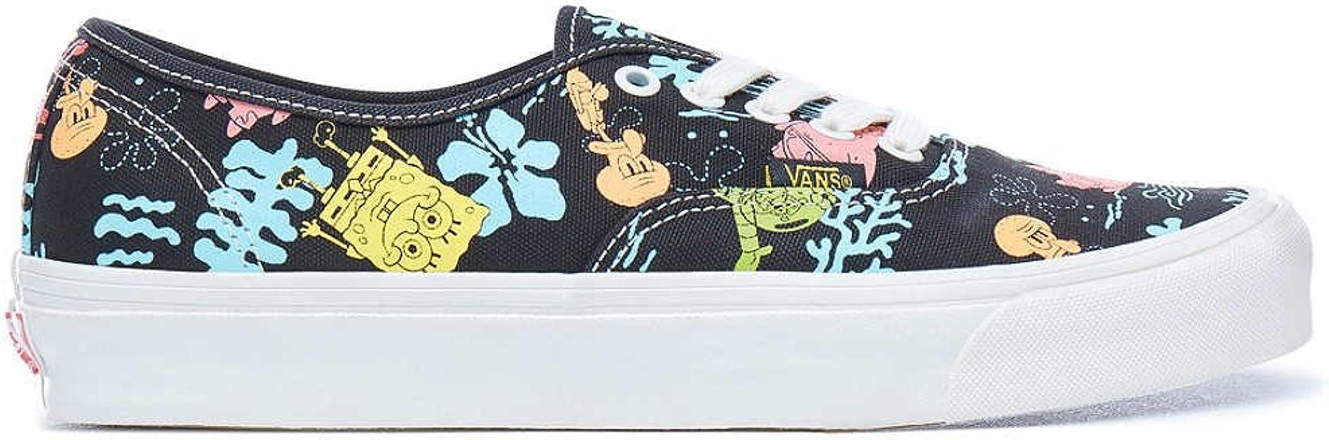 Vans Herren Sneaker Spongebob Authentic LX Sneakers: Amazon