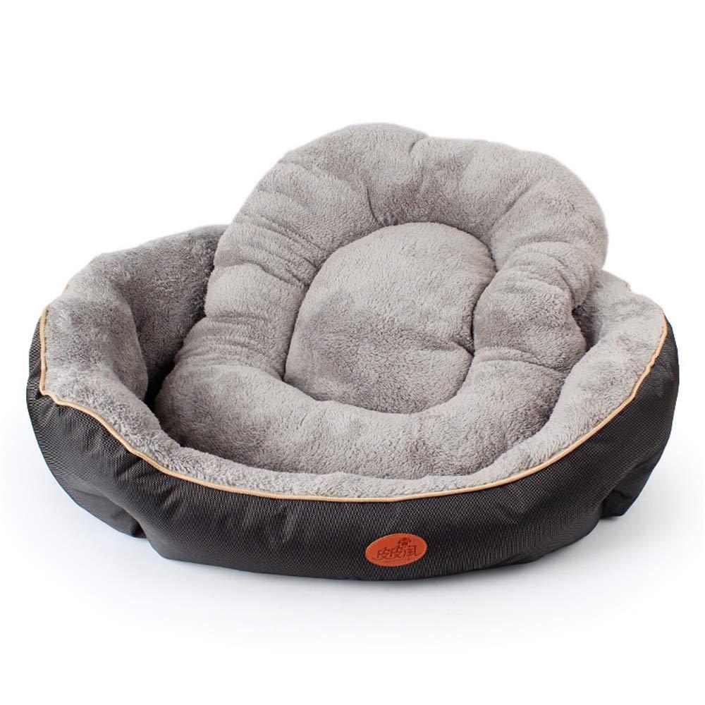consegna rapida PETS 33 33 33 Oxford Large Kennel Alta qualità Artico Velluto Big Dog Mat Pet Autunno e Inverno Pet Nest Confortevole e Morbido Lavabile Antiscivolo Pieghevole Morbido  in linea