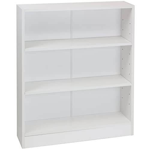 Essentialz Maine Small Extra Deep Bookcase
