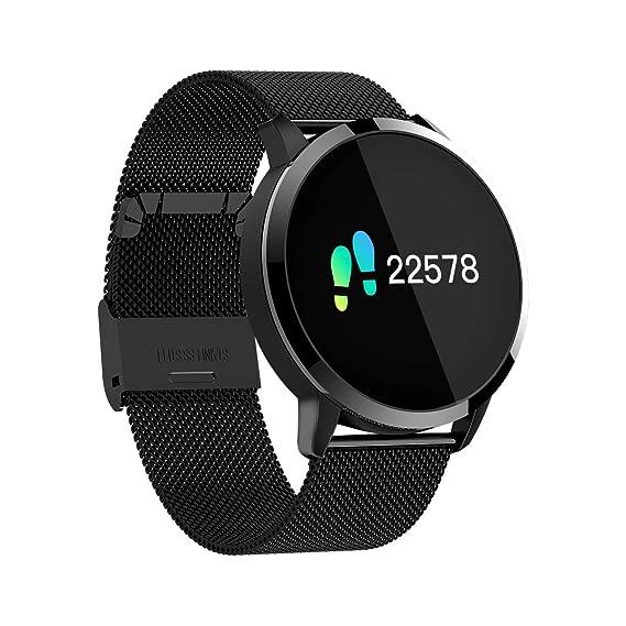 Amazon.com: Grass 135 diggro q8 OLED Bluetooth Fitness Smart ...