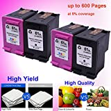 LOVEINK 61 61XL Ink Cartridge for ENVY 4500 4501 4502 4504 5530 Printer of 4 Pack