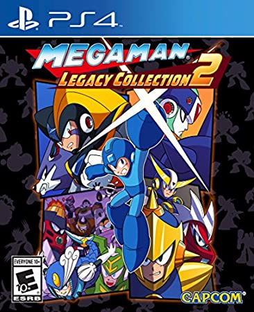 Mega Man Legacy Collection 2 - PlayStation 4 Standard Edition