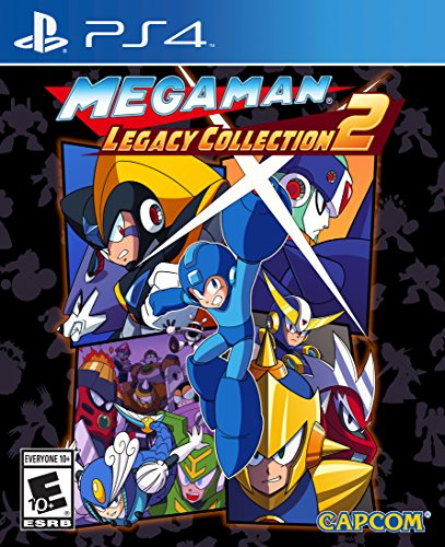 Mega Man Legacy Collection 2 – PlayStation 4 Standard Edition
