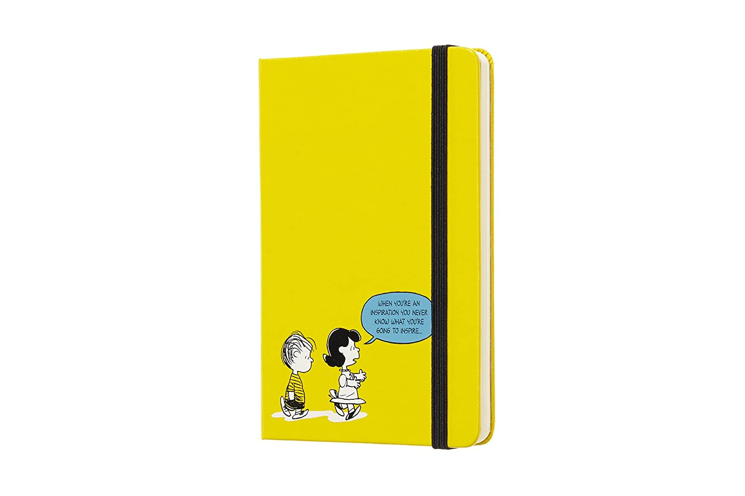 Moleskine Limited Edition Peanuts 12 Month 2019 Weekly Planner, Hard Cover, Pocket (3.5