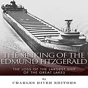 The Sinking of the Edmund Fitzgerald Hörbuch