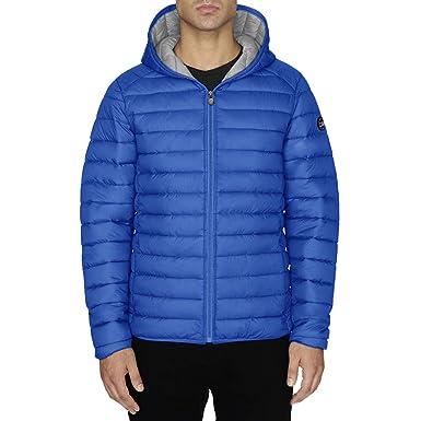 1e16306717242 Doudoune Homme TWIG Ultralight Jacket 100gr Manteaux Ultra légère Duvet  Capuche Royal Blue M