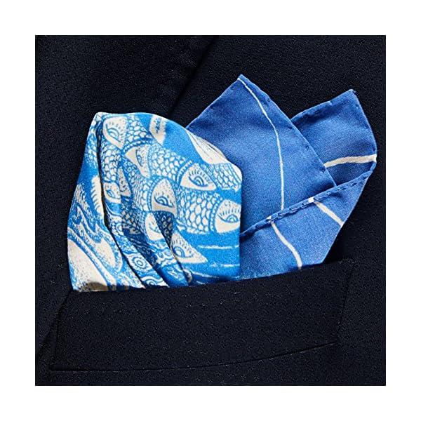 R-Culturi-Made-in-Italy-Original-Artwork-Silk-Cotton-Pocket-Square-BlueWhite
