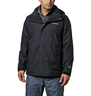 Columbia Men/'s Timberline Triple I//C Interchange Winter Jacket Waterproof /& Breathable