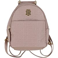 Tommy Hilfiger Women's Embossed Mini Backpack - Pink
