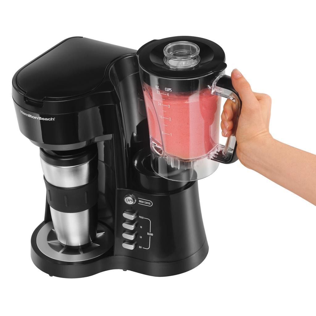 Hamilton Beach 40918 Java Blend Personal Coffee Brewerblender