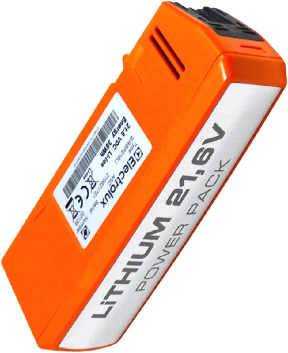 SOS - Batería de litio para aspirador 1924993429 AEG (19,6 V): Amazon.es: Electrónica