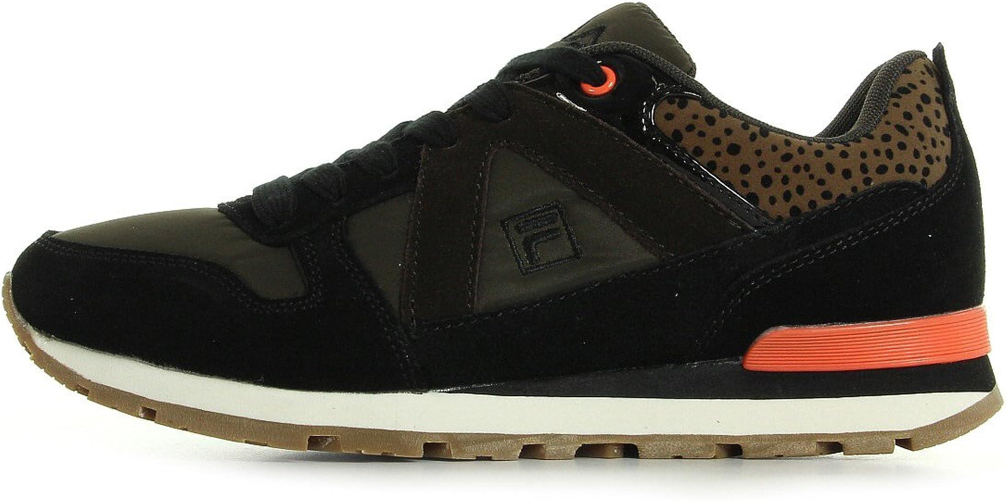 Fila Alington Low wmn - Zapatillas de Running de Piel para Mujer Marrón marrón, Color Marrón, Talla 40 UE: Amazon.es: Zapatos y complementos