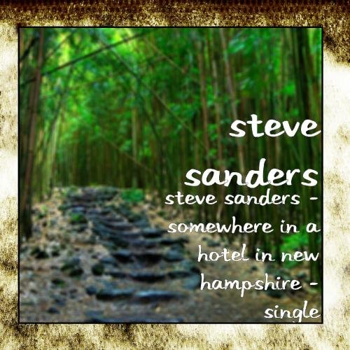 - Steve Sanders - Somewhere In a Hotel In New Hampshire - Single