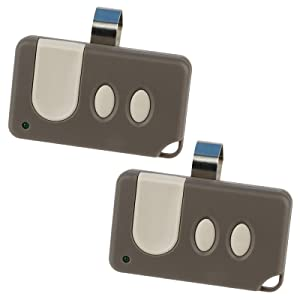2 for Sears Craftsman Liftmaster Garage Door Opener Remotes (139.53879) 81LM
