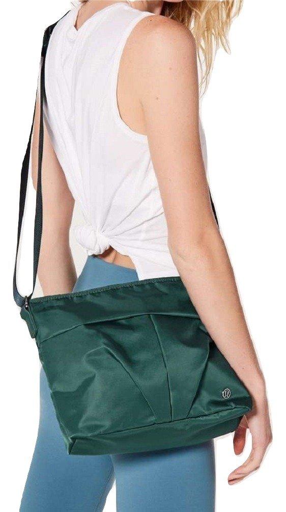 Lululemon City Adventurer Shoulder Bag (Teal Shadow)
