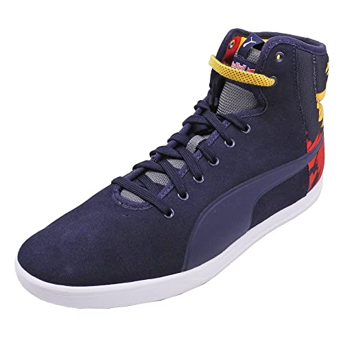 66a95b120f4b Puma Men s Irbr Turbulence Xtrem RIC Leather Safety Shoes  Buy Online at  Low Prices in India - Amazon.in