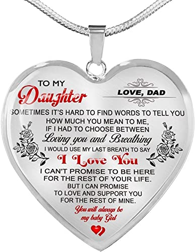 Daughter necklace Huge sale Daughter Gift chain Daughter Present Daughter
