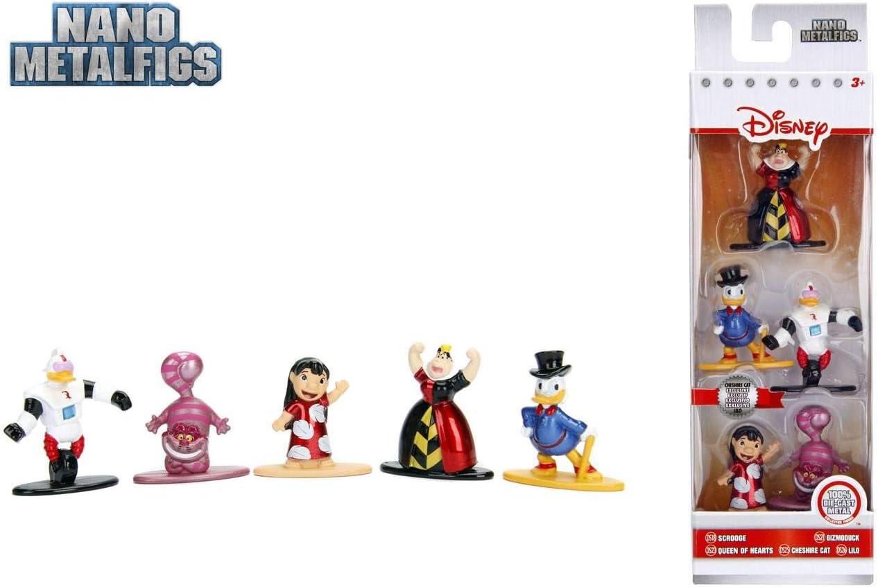 Jada Toys Nano metalfigs sorciers Harry Potter Diecast figures-Wave 4