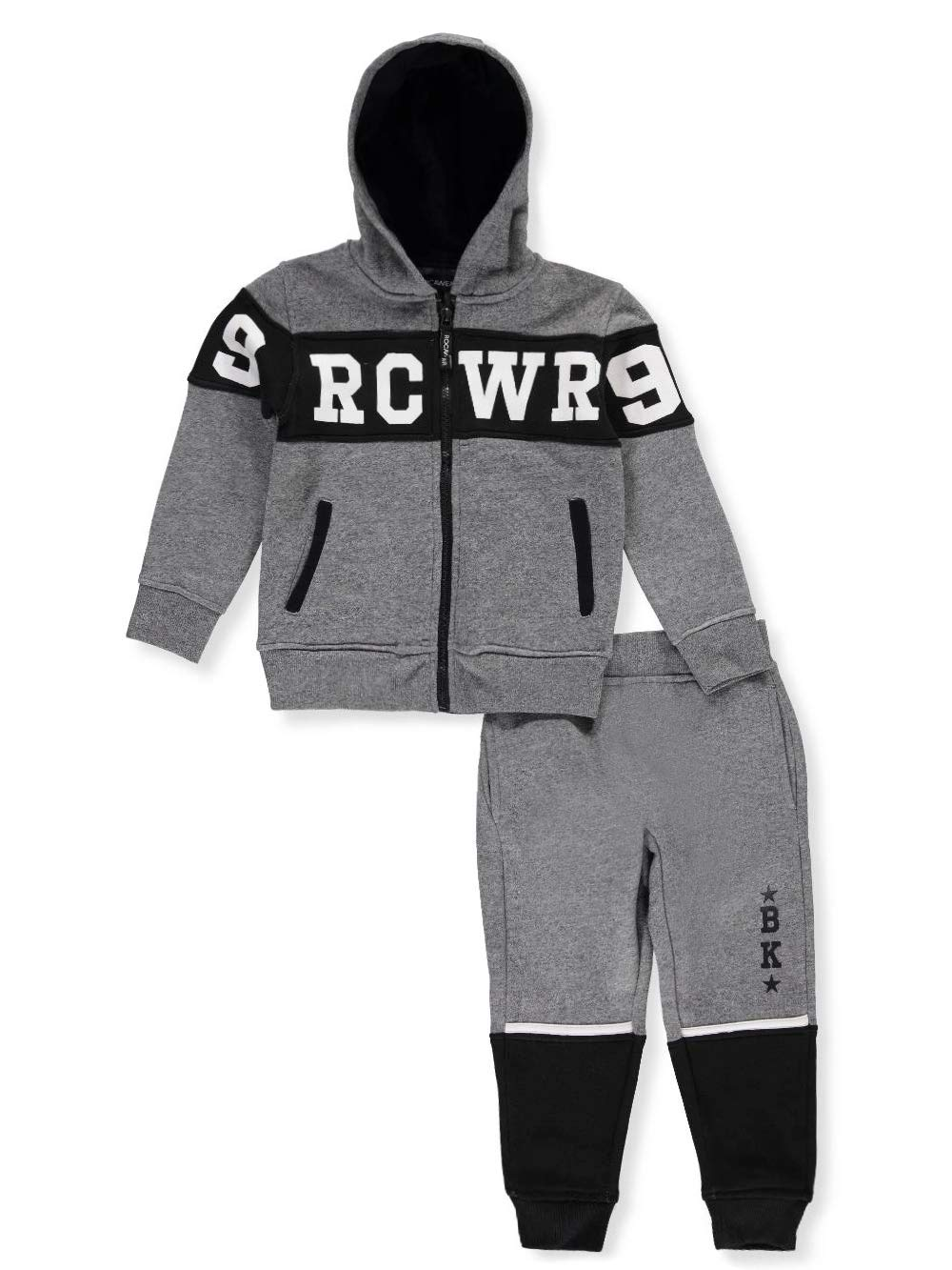 Rocawear Boys' 2-Piece Sweatsuit Pants Set