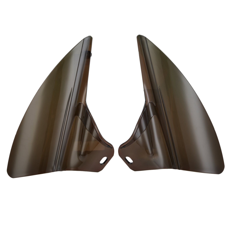 CICMOD Engine Heat Saddle Shield For Harley Road/Stree King Glide FLHX FLTR 2008 OSAN